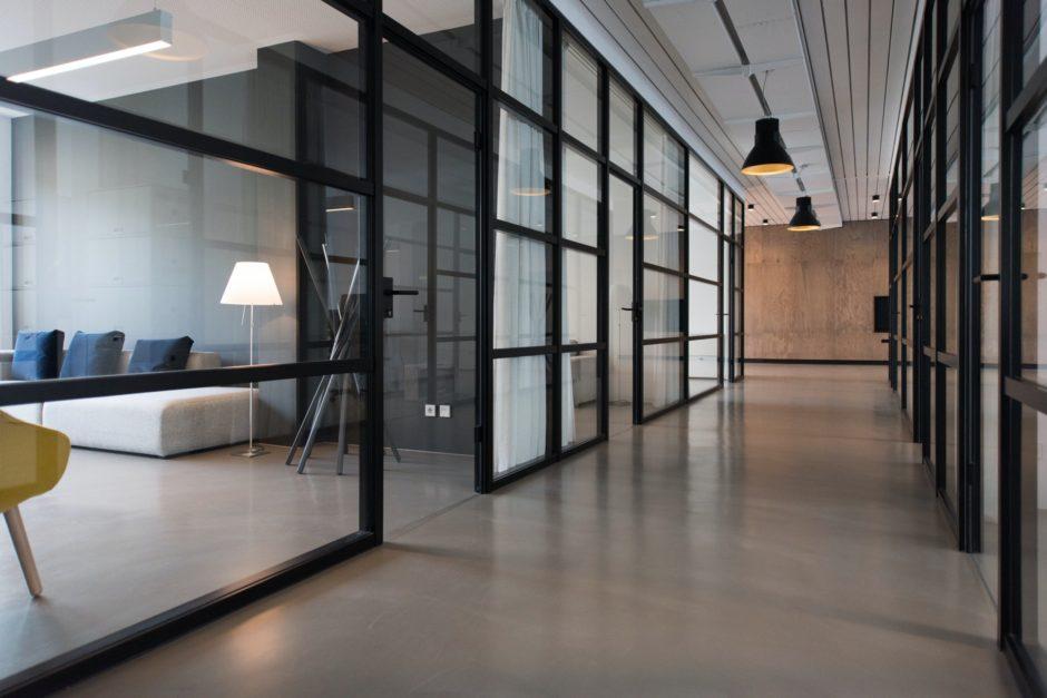 7 conceptos de decoración para una oficina