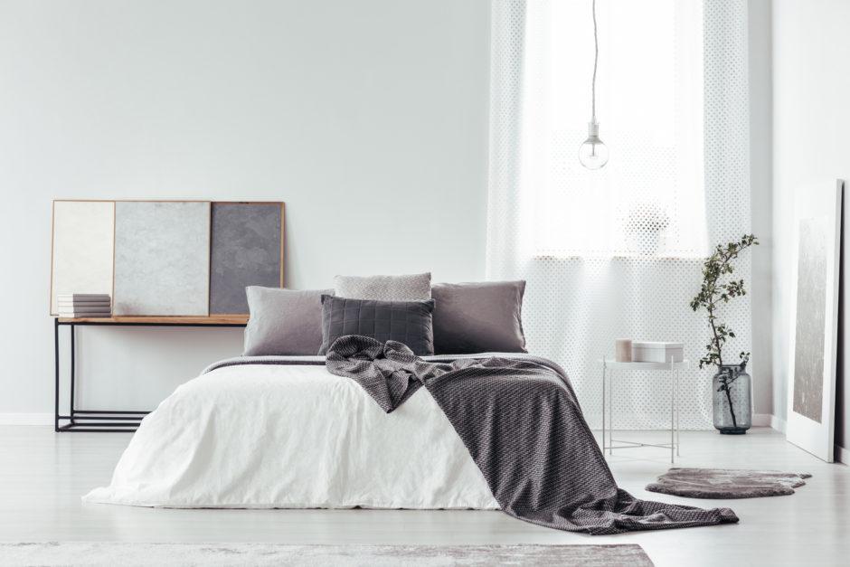 Decorar un espacio al estilo minimalista